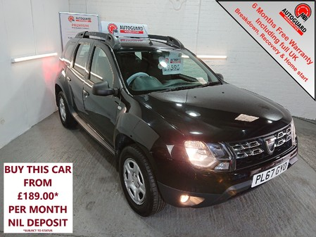 DACIA DUSTER SCe 115 4x4 Start-Stop Ambiance