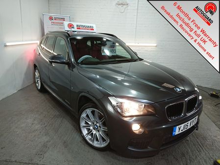BMW X1 xDrive 25d Step Auto Start-Stop xDrive M Sport